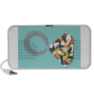 diamond iPod speakers