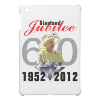 Diamond Jubilee 1952-2012 iPad Mini Case