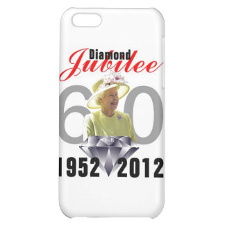 Diamond Jubilee 1952-2012 Cover For iPhone 5C