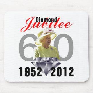 Diamond Jubilee 1952-2012 Mouse Mat