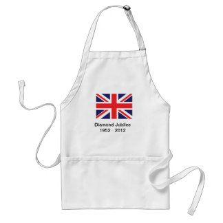 Diamond Jubilee Apron