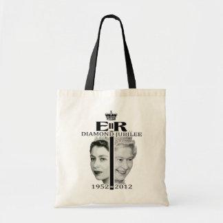 Diamond Jubilee Budget Tote Bag