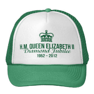 Diamond Jubilee Commemorative Cap