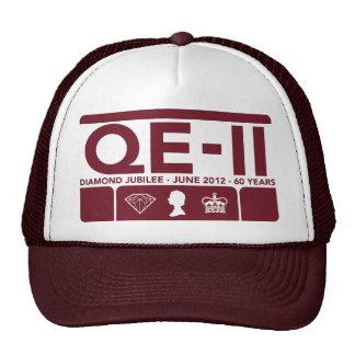 Diamond Jubilee Commemorative Cap Mesh Hat