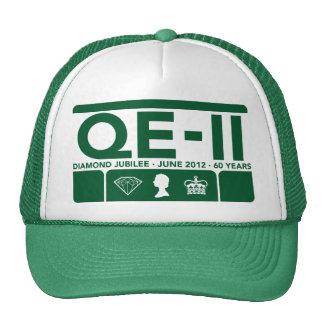 Diamond Jubilee Commemorative Cap Hats