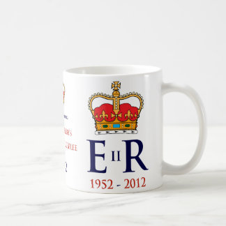 Diamond Jubilee Commemorative Mug [Insignia]