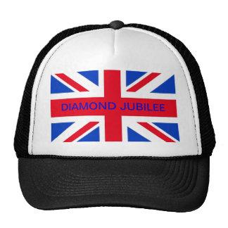 DIAMOND JUBILEE MESH HAT