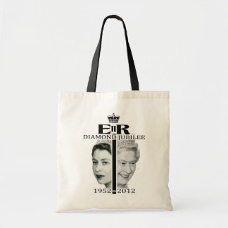 Diamond Jubilee Tote Bag