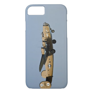 Diamond Lil B-24 Bomber, landing at Oshkosh, iPhone 8/7 Case