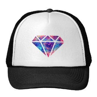 Diamond Nebula Design Cap