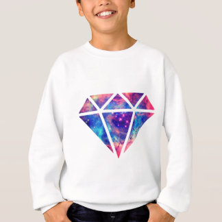 Diamond Nebula Design Sweatshirt