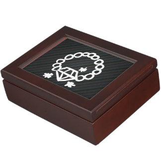 Diamond Necklaces Graphic Memory Box