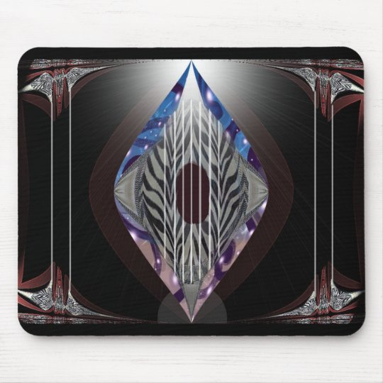 Diamond Night Mousepad