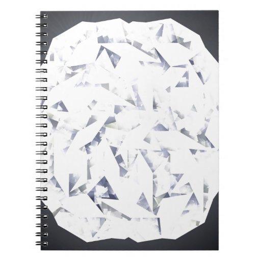 Diamond Note Book