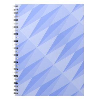 Diamond Notebook (80pg) - Cornflower