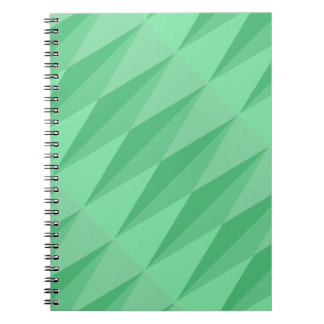 Diamond Notebook (80pgs) - Frond