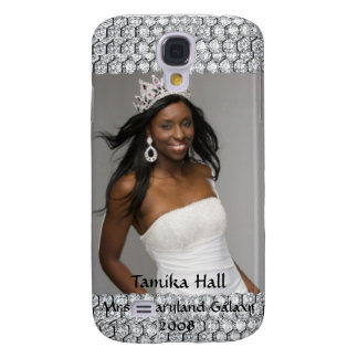 Diamond Pageant Crown Photo iPhone Case