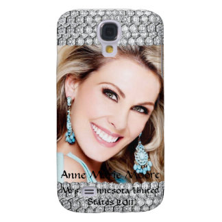 Diamond Pageant Photo i Galaxy S4 Case