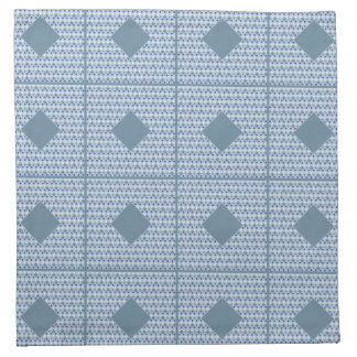 Diamond Patches custom cloth napkins