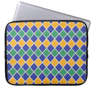 Diamond Pattern #82 Laptop Sleeves