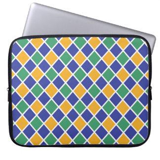 Diamond Pattern #86 Laptop Computer Sleeve