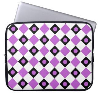 Diamond Pattern #91 Computer Sleeves