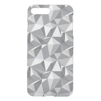Diamond Pattern - Abstract Polygon iPhone 7 Plus Case