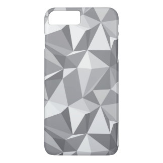 Diamond Pattern - Abstract Polygon iPhone 8 Plus/7 Plus Case