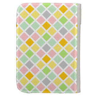 Diamond Pattern Kindle case