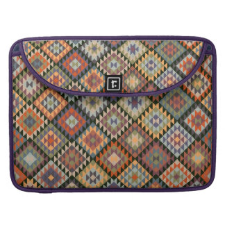 Diamond Pattern Sleeve For MacBook Pro