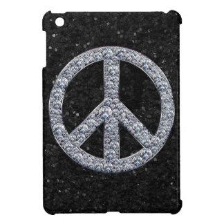 Diamond Peace Sign iPad Mini Case
