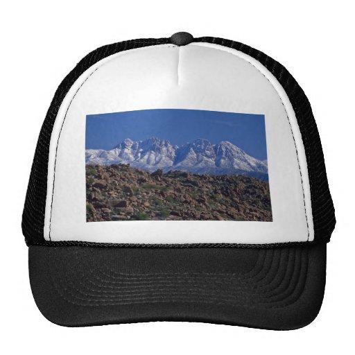 Diamond Peaks Mesh Hat