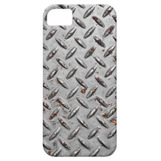 Diamond Plate Background iPhone 5 Covers
