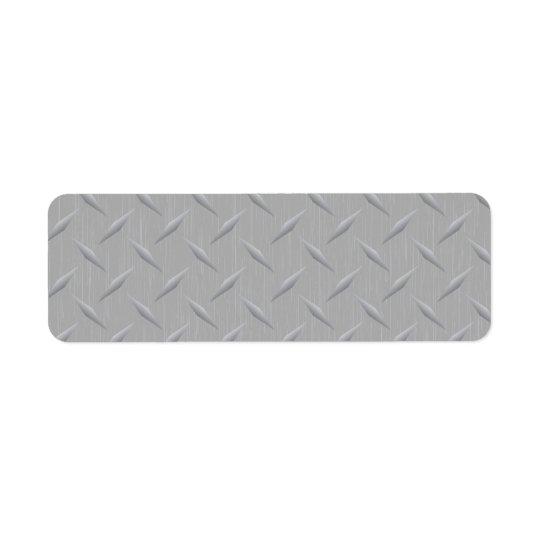 Diamond Plate Metal