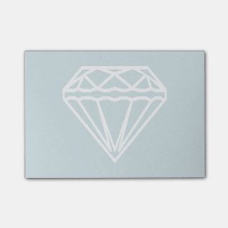 Diamond Post-it® Notes