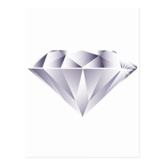 Diamond Postcard