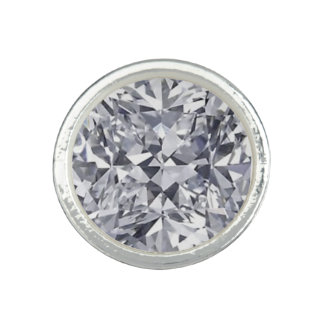 diamond printed image