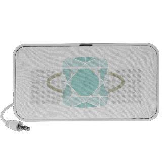 Diamond Ring Laptop Speakers