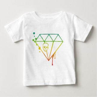 Diamond Skull Infant T-Shirt