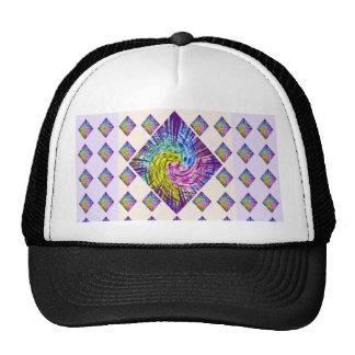 DIAMOND Sparkle Pattern Cap