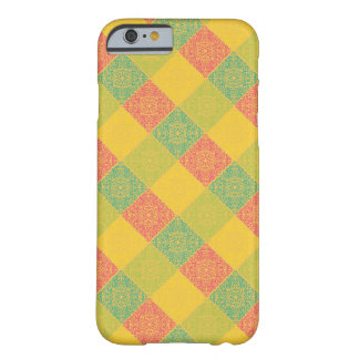 Diamond Spiral Design - i Phone 6 Case / Skin Barely There iPhone 6 Case