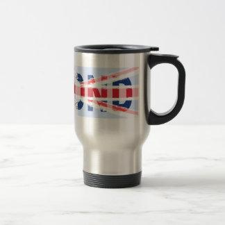 Diamond, Stainless Steel Travel Mug