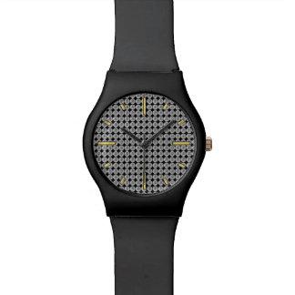 Diamond stone watch