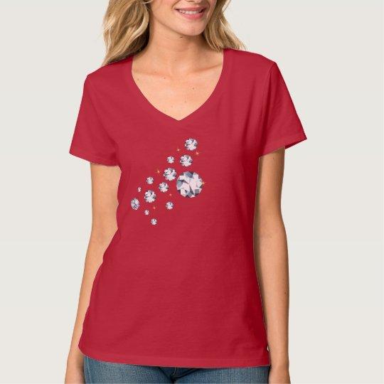 Diamond T-shirt Jewels