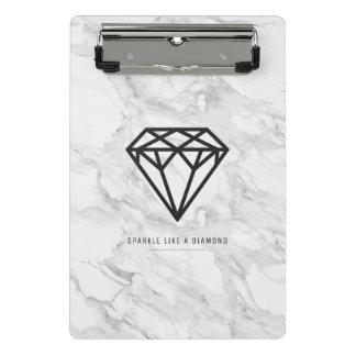Diamond with Marble