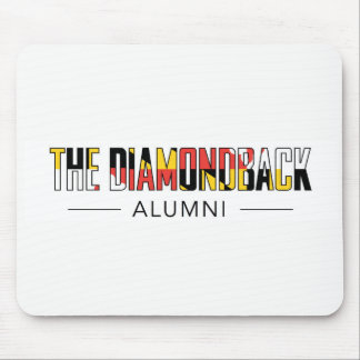 Diamondback Alumni Mouse Pad