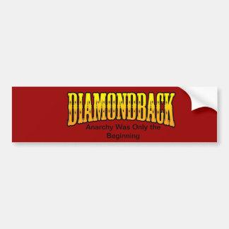 Diamondback Bumper Sticker