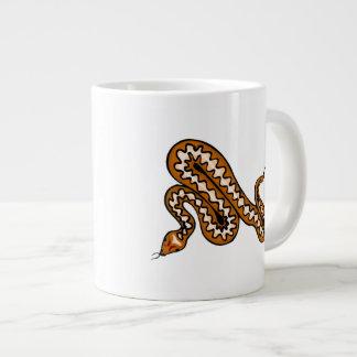 Diamondback Snake Extra Large Mug
