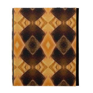 Diamondback Weave iPad Folio Cover