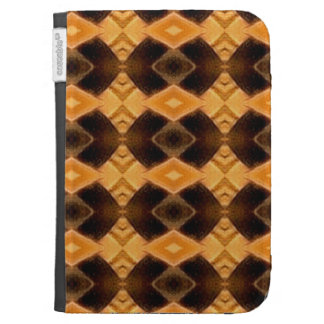 Diamondback Weave Kindle Cover